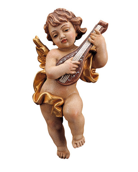 Angel with mandolin (10245) (0,00