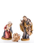 Lepi nativity with pedestal