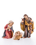 Lepi nativity without pedestal